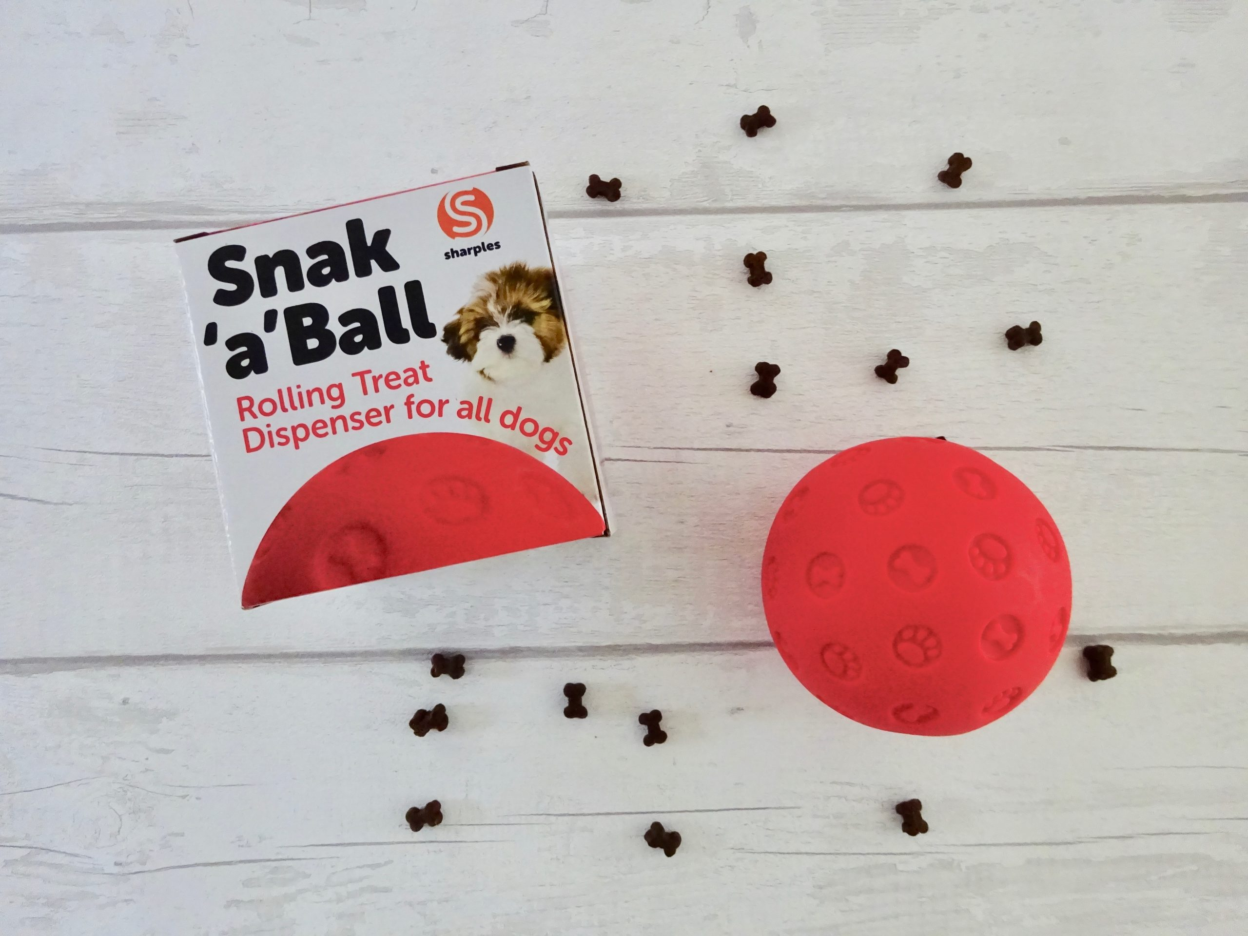 Dog slow feeder
