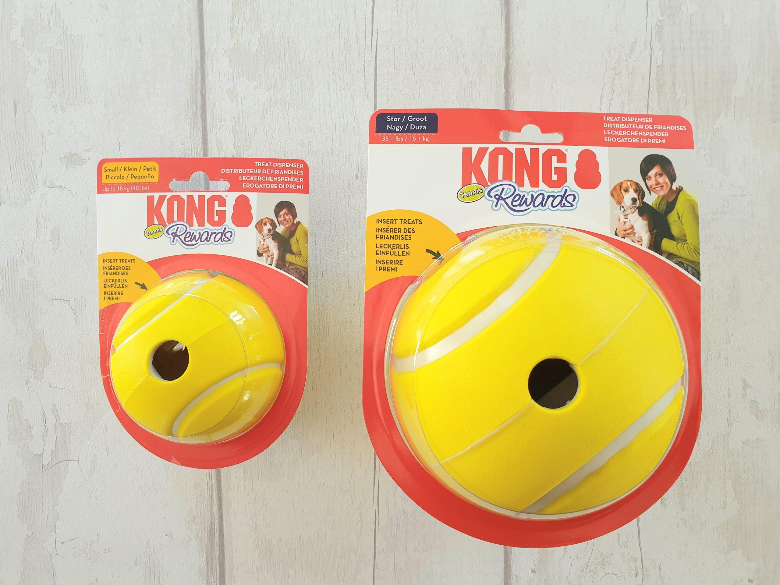 Kong slow feeder enrichment toy