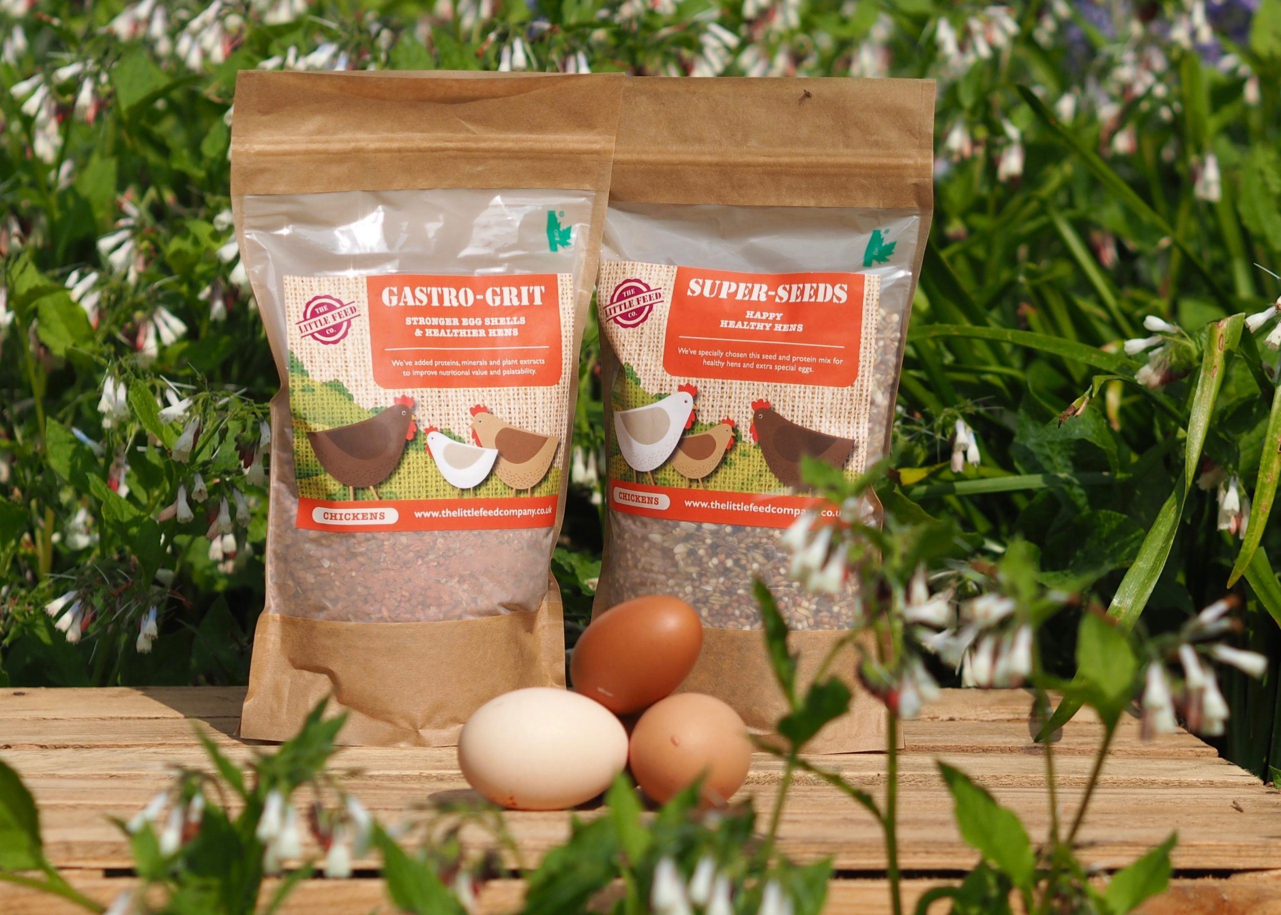 Gastro Grit, Super Seeds, The little feed company, the best chicken grit, chicken grit