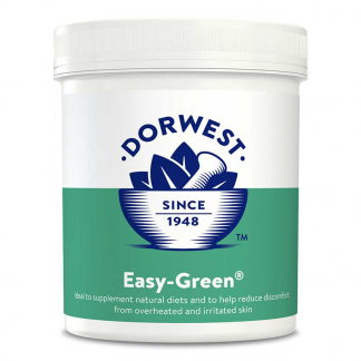 Dorwest Easy Green, supplement for raw fed dogs