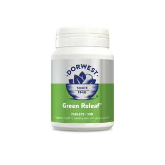 herbs for dogs, Dorwest Green Releaf
