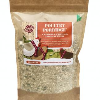 Poultry porridge, chicken porridge, porridge for chickens