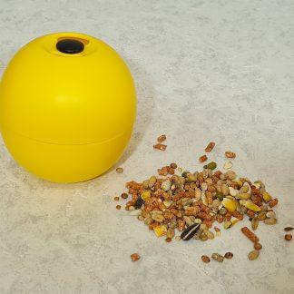 Manna pro chicken toy, chiocken toy, chicken feeder ball, chicken enrichment