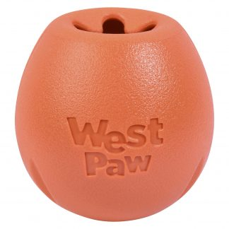 Westpaw Rumbl, Dog slow feeder, dog puzzle toy, dog food toy