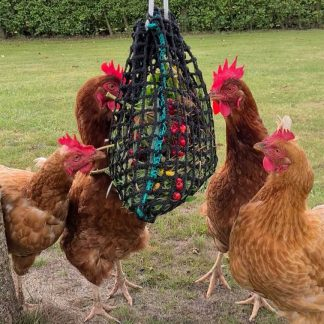 Chirpy Chook Meadow Net, Meadow Net for chickens, Meadow Net, chicken enrichment ideas, chicken enrichment activities, chicken enrichment